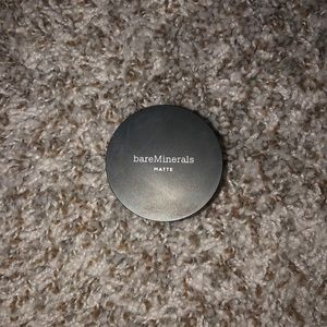 bare minerals matte powder foundation